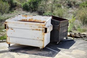 Hate a Smelly Dumpster – How to Solve the Problem