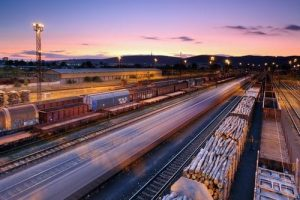 Rail Freight Growth Trends