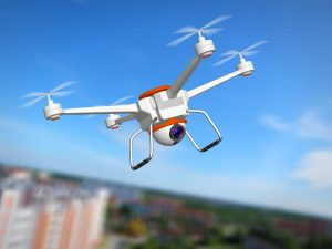 Do Drones Impinge on Airspace for Aircraft?