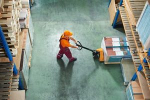 Diverse Materials Being Used for Warehouse Pallets