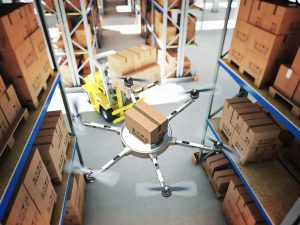 Robotics Disrupt Warehouse Picking Systems with Productivity Advances