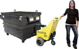 DJ Products' Dumpster Caddy Reduces Workplace Injuries