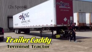 What You Need to Know About the TrailerCaddy Terminal Tractor and Electric Yard Dog