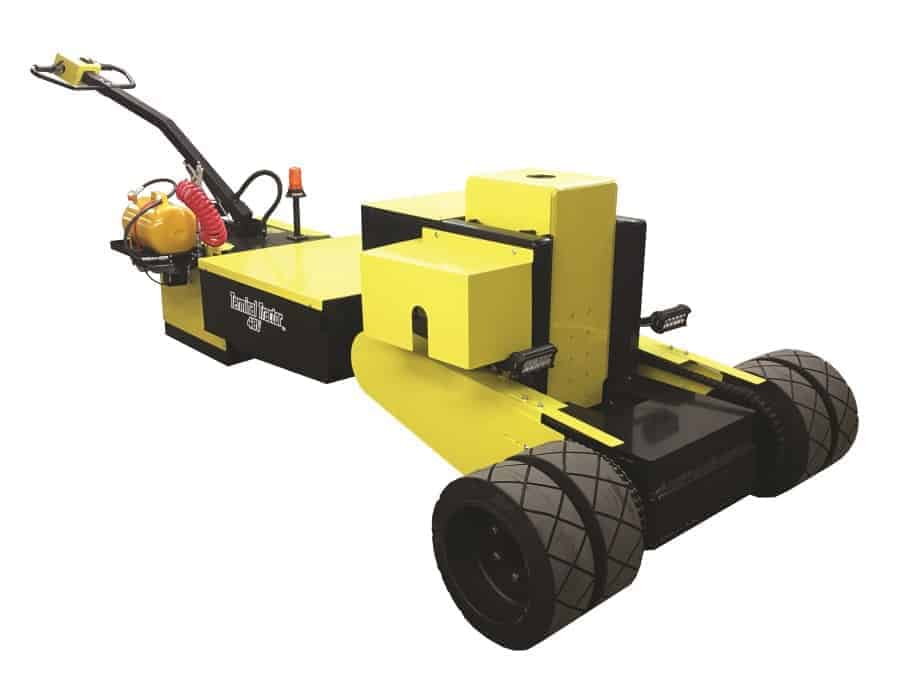 Fire Your Trailer Shunting Service: Get a TrailerCaddy!