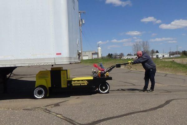 TrailerCaddy Terminal Tractor