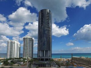 WasteCaddy Improves Operational Safety and Efficiency for Miami's Porsche Design Tower