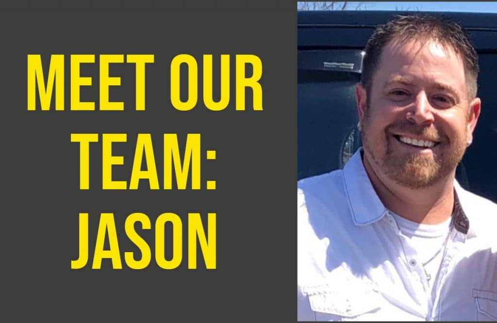 Meet Our Team: Jason