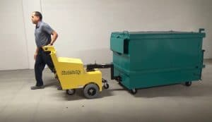 The Cost of Injury: Improving Trash Room Safety